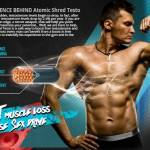 Atomic Shred Testo Booster