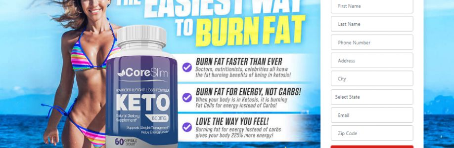 Core Slim Keto *100% Legit Fat Burning Formula* Does Its Really Works In 2021?