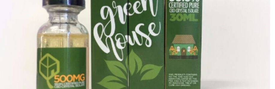 Green House CBD Oil